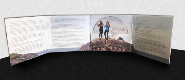 A Snapshot in Time CD Dikipak - Paula and Melanie Houton